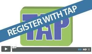 register with TAP